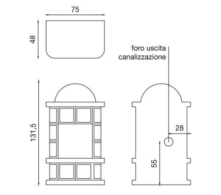 scheda tecnica palladio svezia