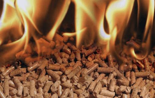 legna da ardere o pellet